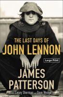 Media Cover for Last Days of John Lennon
