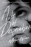 Media Cover for Acts of Desperation