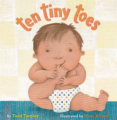 Ten Tiny Toes(book-cover)