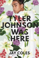 Cover of Tyler Johnson was here