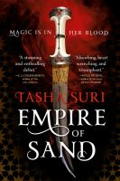 Cover of Empire of Sand