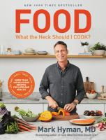 FOOD--WHAT THE HECK SHOULD I COOK?
