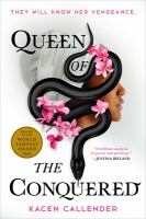 Cover image for Queen of the conquered