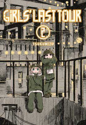 Cover image for Girls' Last Tour