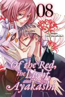 Of the Red, the Light, and the Ayakashi 8