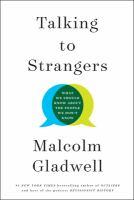 Media Cover for Talking to Strangers
