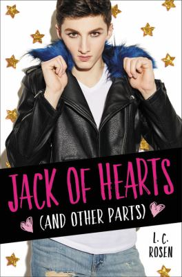Cover image for Jack of Hearts and Other Parts