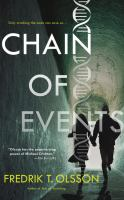 Chain of Events A Novel.