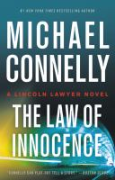 The Law of Innocence : A Lincoln Lawyer Novel.