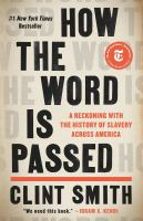 How the Word Is Passed