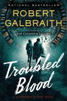 Media Cover for Troubled Blood