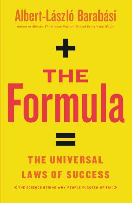 The Formula: The Universal Laws of Success(book-cover)