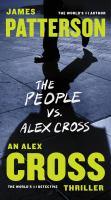People Vs. Alex Cross [LARGE PRINT]