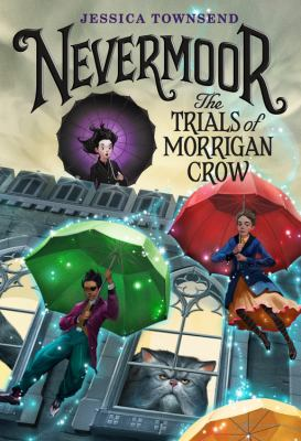 Cover image for The Trials of Morrigan Crow