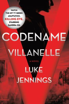 Codename Villanelle book jacket