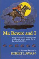 Mr. Revere and I