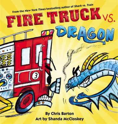 Fire Truck Vs. Dragon