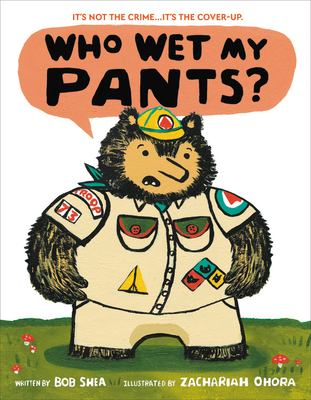 Who Wet My Pants?(book-cover)