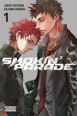 Cover image for Smokin' Parade
