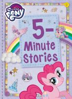 My Little Pony 5-minute Stories