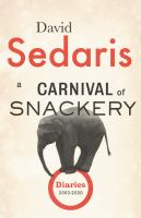 A Carnival of Snackery
