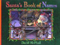Santa's Book of Names