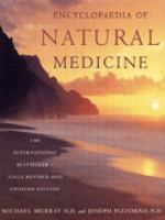 Encyclopedia Of Natural Medicine