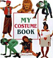 My Costume Book
