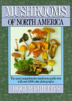 Mushrooms of North America