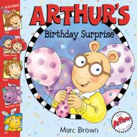 Arthur's Birthday Surprise