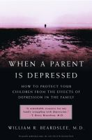 When A Parent Is Depressed