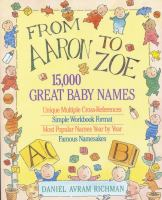 From Aaron To Zoe