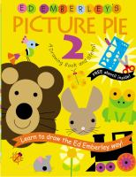 Ed Emberley's Picture Pie 2