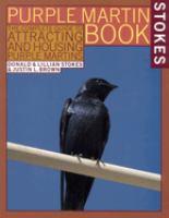 Stokes Purple Martin Book