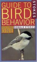 Stokes Guide to Bird Behavior