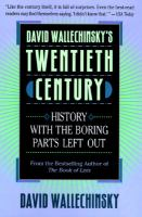 The People's Almanac Presents The Twentieth Century