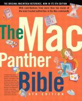 The Mac Panther Bible