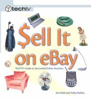 Sell It on EBay