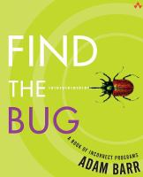 Find the Bug