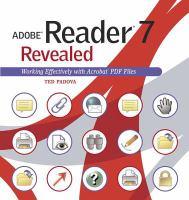 Adobe Reader 7 Revealed