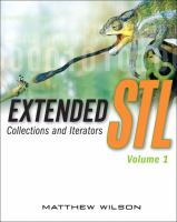 Extended STL