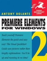 Premiere Elements 2 for Windows