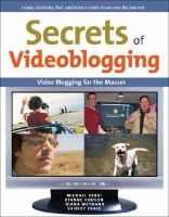 Secrets of Videoblogging