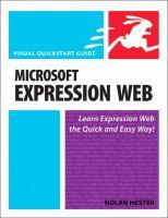 Microsoft Expression Web Designer