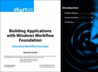 Building Applications With Windows Workflow Foundation: Extended Workflow Example