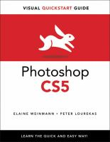 Photoshop CS5 for Windows and Macintosh