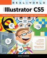 Real World Adobe Illustrator CS5