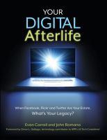Your Digital Afterlife