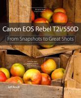 Canon Eos Rebel T2i / 550d