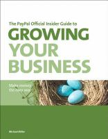 The PayPal Official Insider Guide to Growing your Business